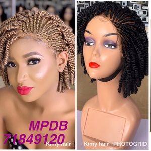 Accessories - Wig African braid!